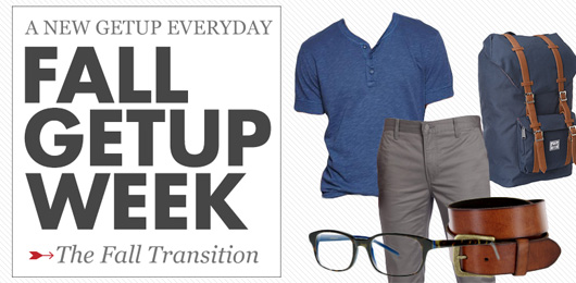 Fall Getup Week: The Fall Transition