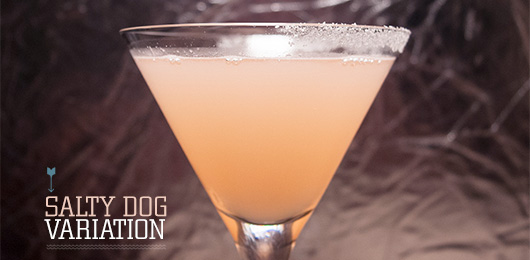 It's Friday … Have a Drink: Salty Dog Variation