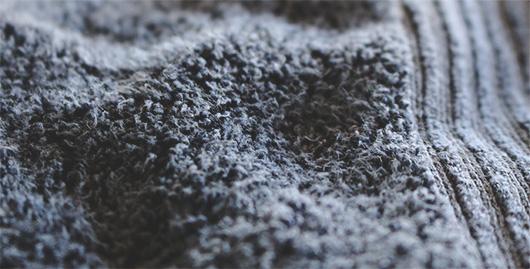 Closeup of a twoel