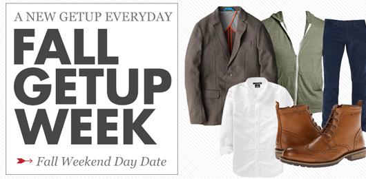 Fall Getup Week: Fall Day Date