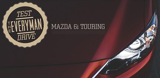 The Everyman Test Drive: 2014 Mazda6 i Touring