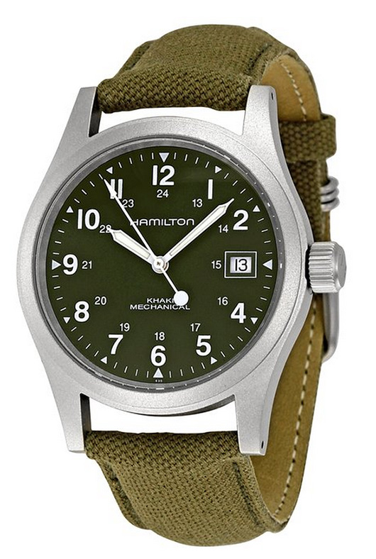 hamilton field watch