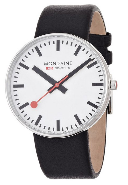mondaine swiss railways watch