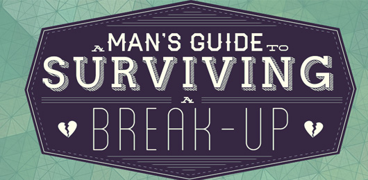 A Man's Guide to Surviving a Break-up