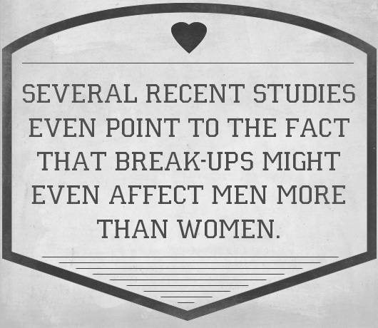 men break up guide quote