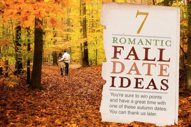 7 Romantic Fall Date Ideas