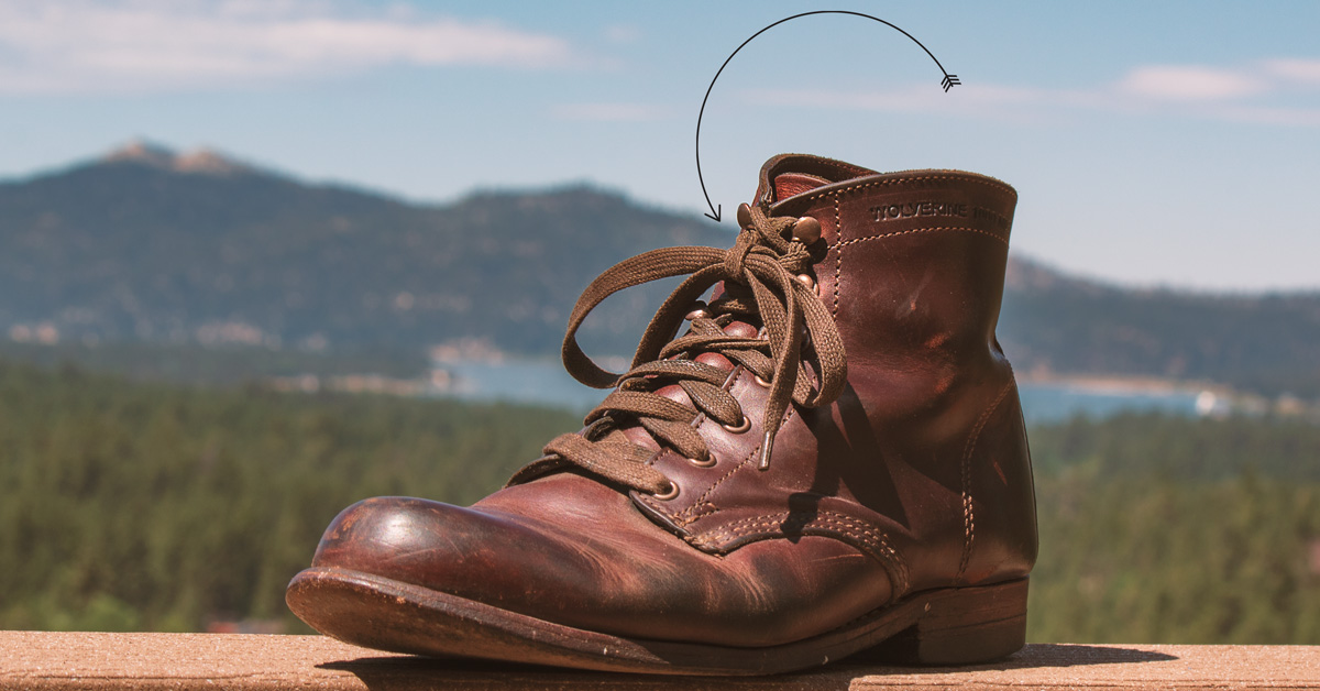 Use This Simple Lacing Method to Make Your Boots Fit Better