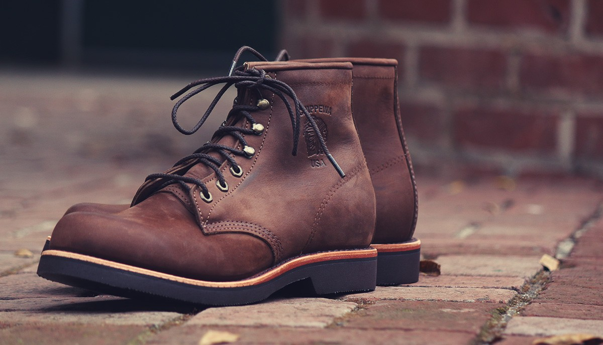 Fall Boot Series Chippewa Gq Apache Lacer Primer