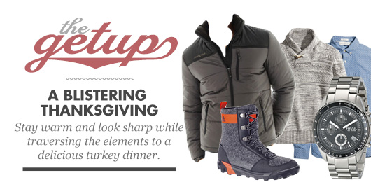 The Getup: A Blistering Thanksgiving