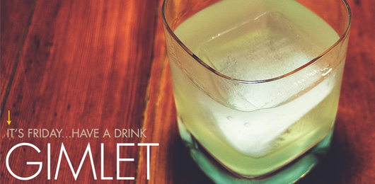 The Gimlet Cocktail Recipe: A Dry Citrus Gin Cocktail