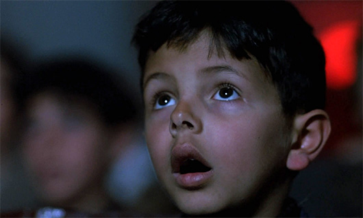 Cinema Paradiso boy