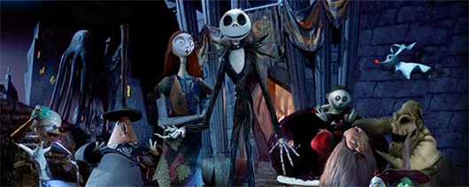 Nightmare Before Christmas screenshot