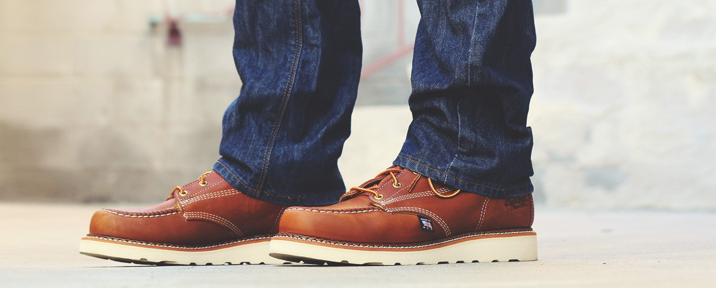 Thorogood 6 Inch Moc Toe Boot Review Primer