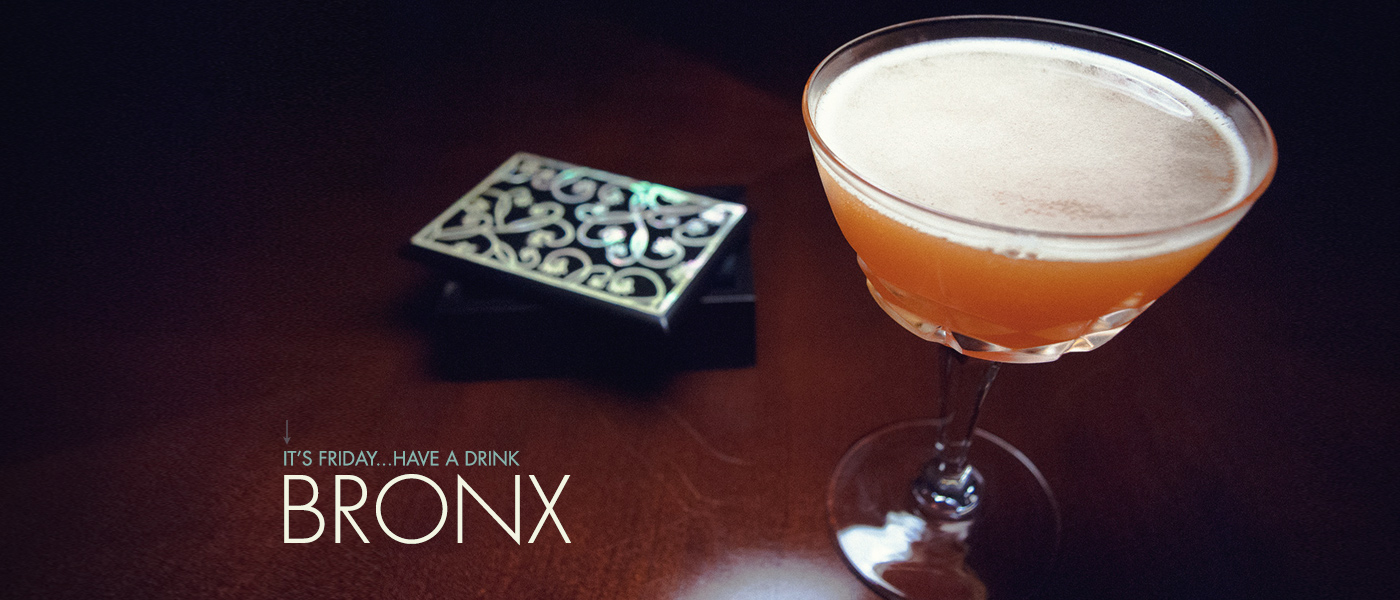 The Bronx Cocktail Recipe: A Fresh Citrus Gin Cocktail