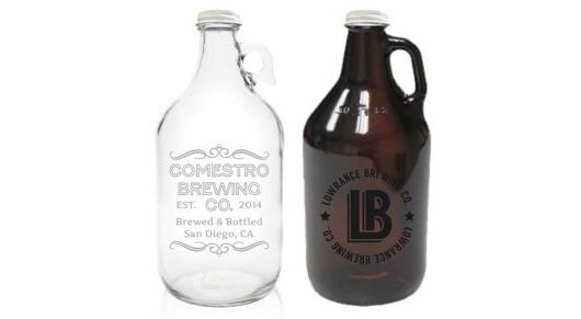 Two beer jugs