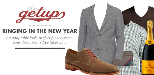 The Getup: Ringing in the New Year