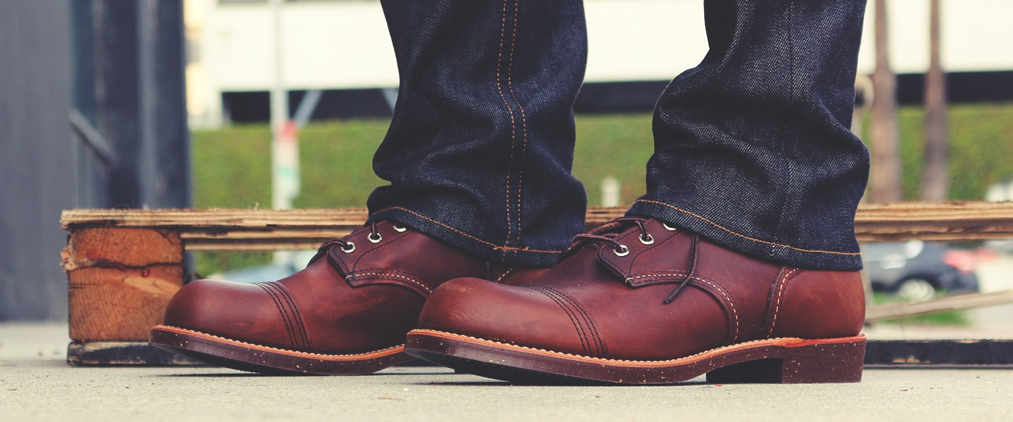 2bb49981b3d Fall Boot Series: Red Wing Iron Ranger | Primer