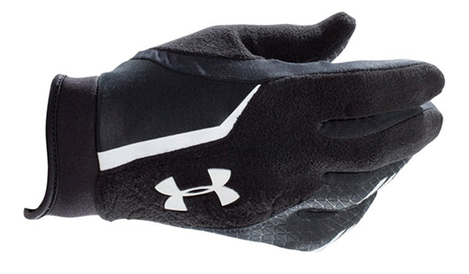 ua winter gloves