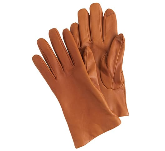 Cashmere-lined Tech Gloves, $98
