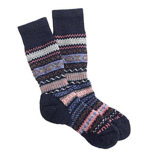 Chup for J.Crew Smartwool Socks, $36