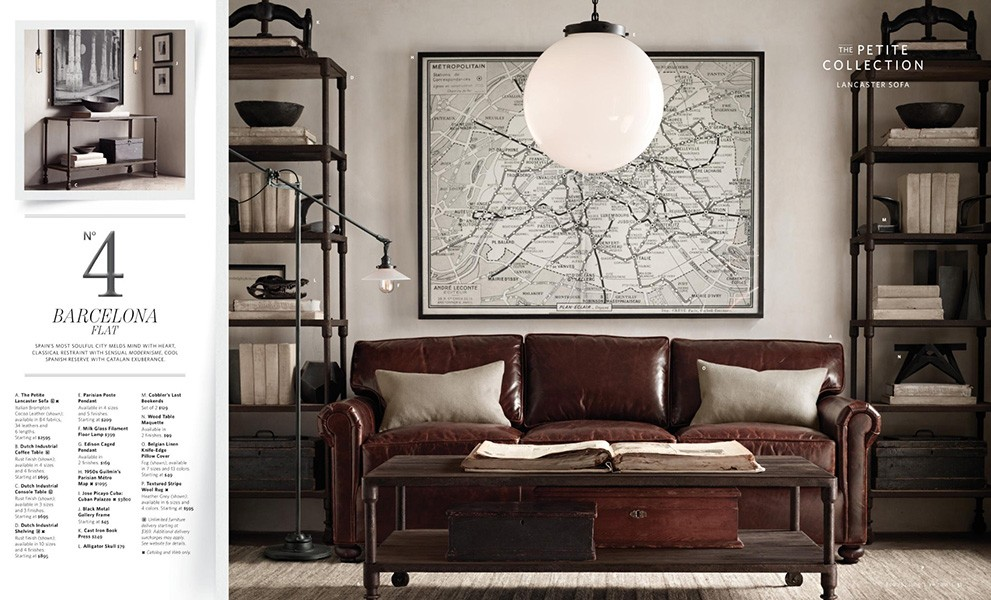The Intentional Apartment: 67 More Examples Of A Masculine