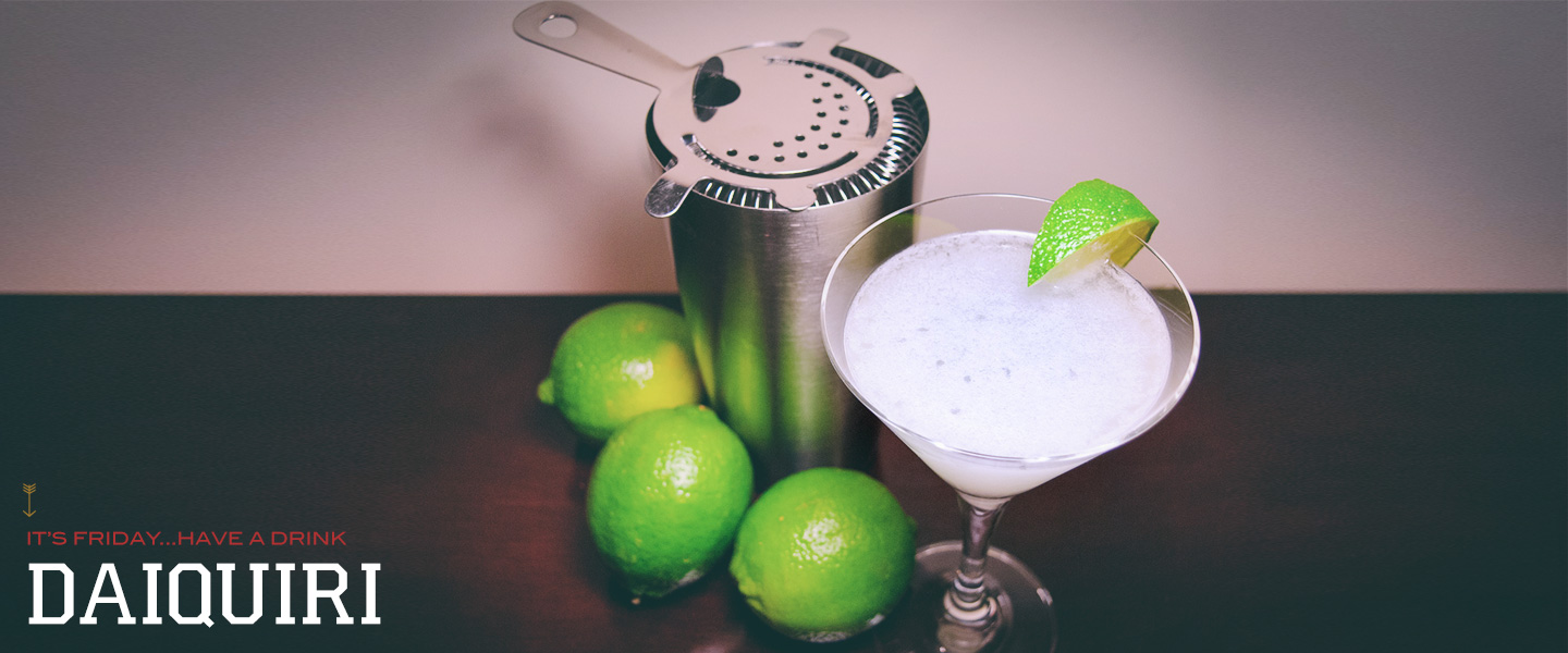 It's Friday … Have a Drink: Daiquiri