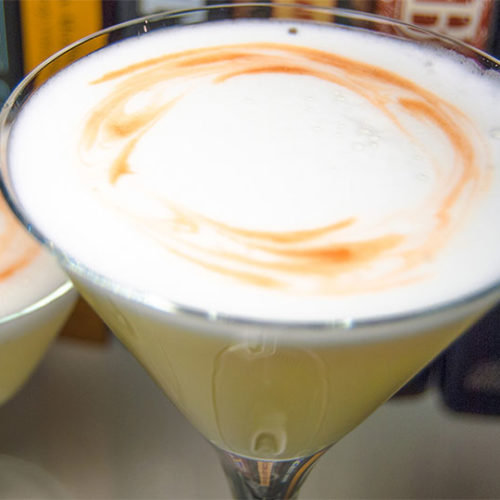 pisco sour cocktail recipe