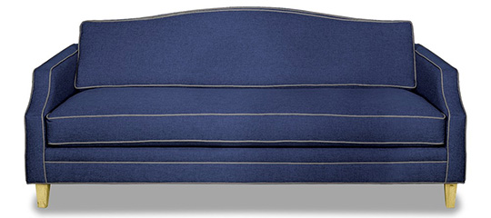 Blue APT2b couch