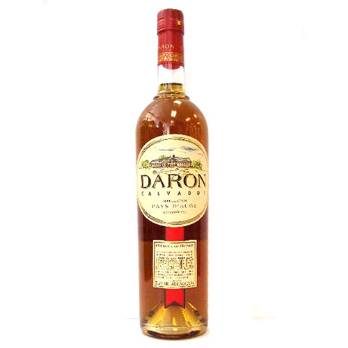daron brandy bottle