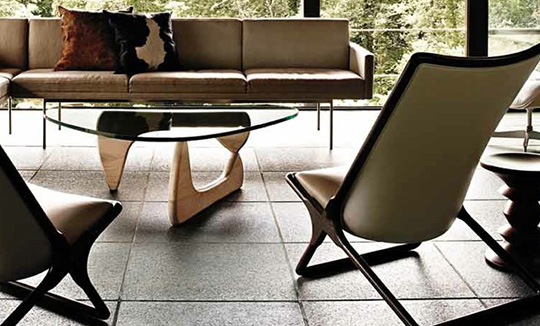 The intentional apartment iconic furniture history for Iconic tables