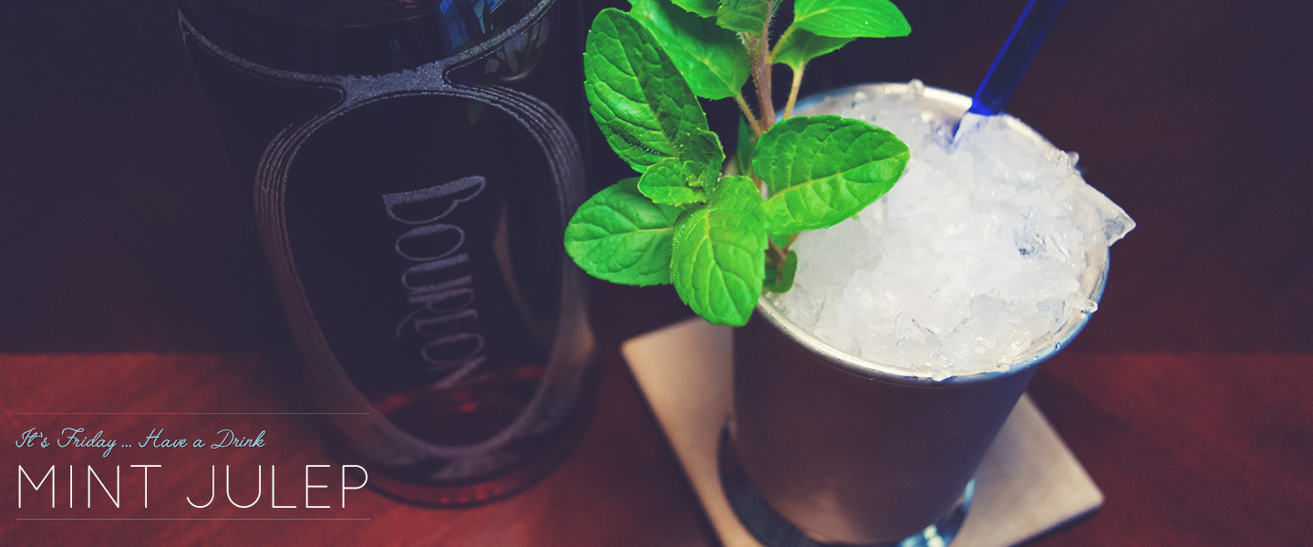 The Mint Julep Cocktail Recipe: A Straightforward Classic Craft Cocktail
