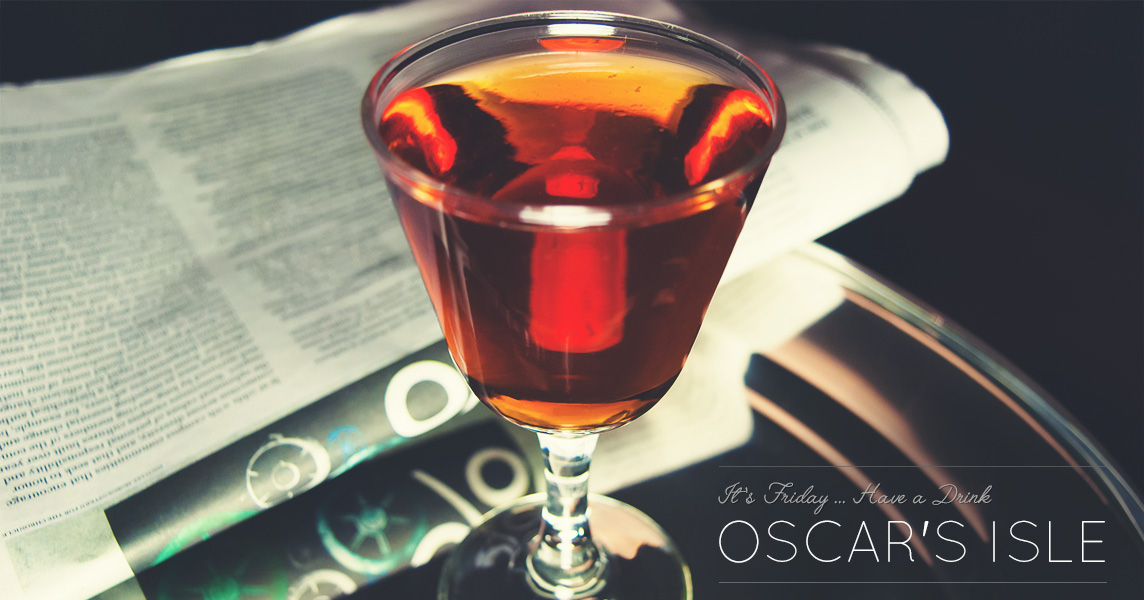 The Oscar's Isle Cocktail Recipe: A Drinkable Split-Base Rum Cocktail