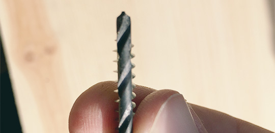 how to pick the right size drill bit for pilot holes