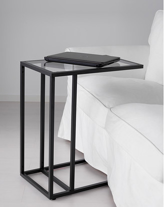 Ikea Laptop Stand Hack Diy C Table Side Table VITTSJÖ
