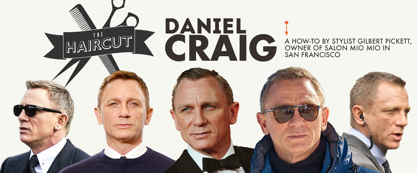 The Haircut: Daniel Craig