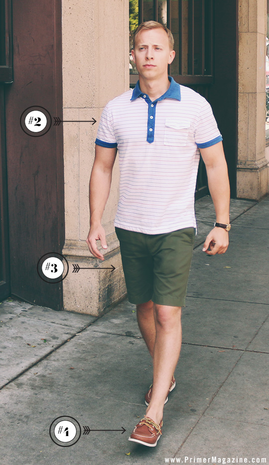 Men S Summer Fashion 15 Style Essentials