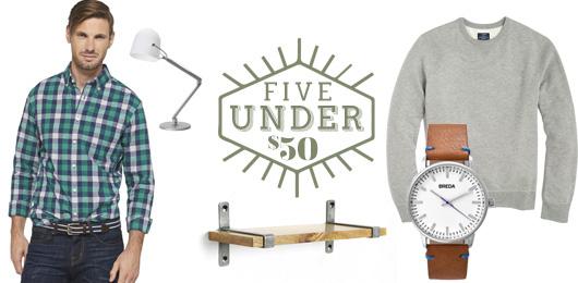 5 Under $50 – June 25, 2015