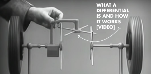 What a Differential is and How it Works [Video]