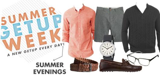Summer Getup Week: Summer Evenings