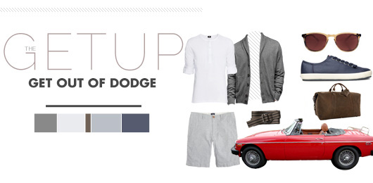 The Getup: Get Out of Dodge
