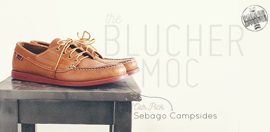 An Introduction to the Blucher Moc: Multi-Season Versatility