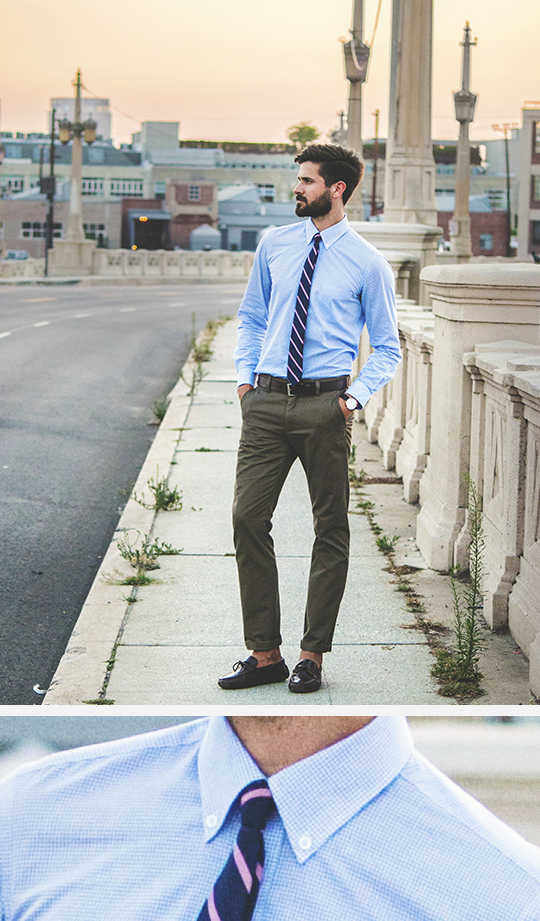 Business Casual Outfit Inspiration - Click Here to Shop the Look