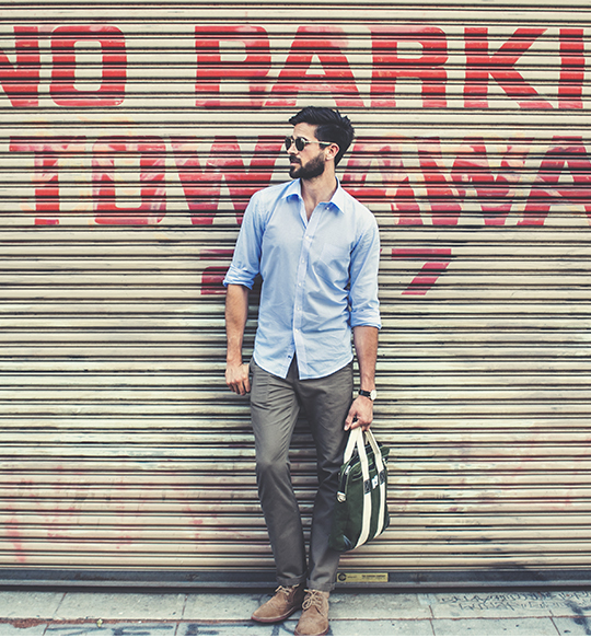 Men's Casual Office Style Inspiration