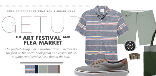 The Getup: The Art Festival & Flea Market