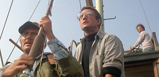 We're Going To Need A Bigger Boat: The Style of Jaws (On A