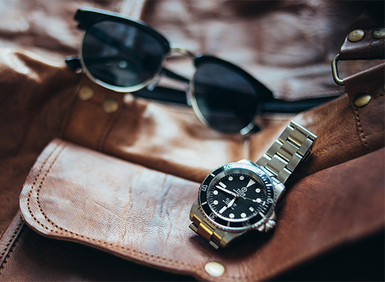 Jaws Hooper Watch Style Inspiration