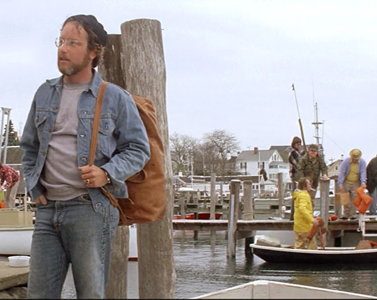 Jaws Style Inspiration Hooper