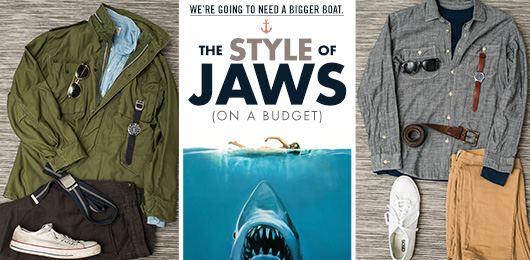 We're Going To Need A Bigger Boat: The Style of Jaws (On A Budget)