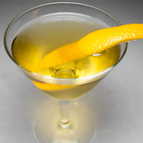 caprice cocktail recipe