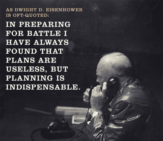 eisenhower on the phone quote